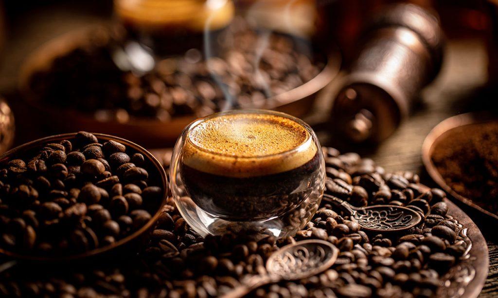 breve coffee